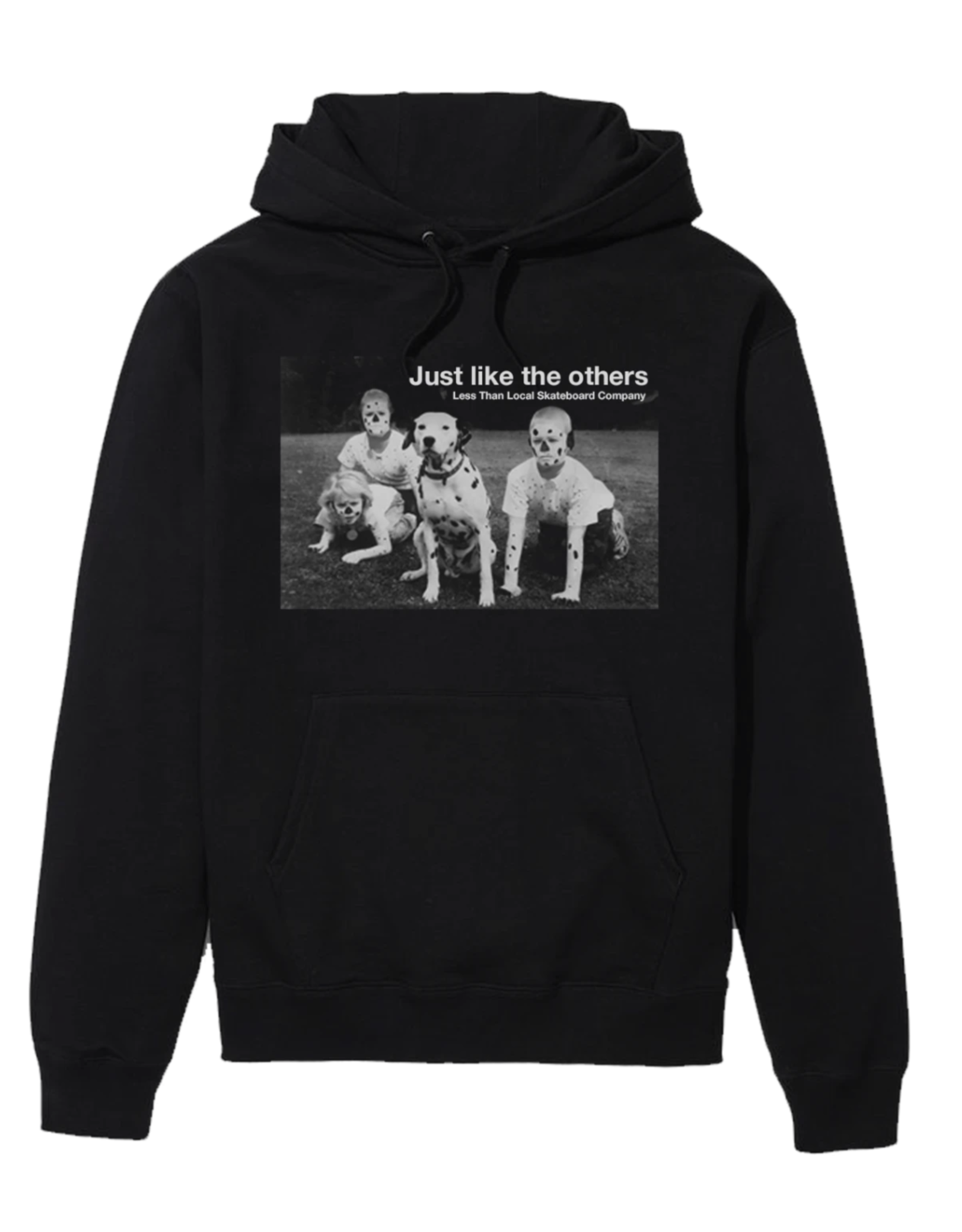LESS THAN LOCAL LESS THAN LOCAL OTHERS HOODIE