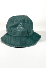 LESS THAN LOCAL LESS THAN LOCAL GOOD THING BUCKET HAT - GREEN