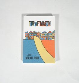 WALKER RYAN TOP OF MASON BOOK
