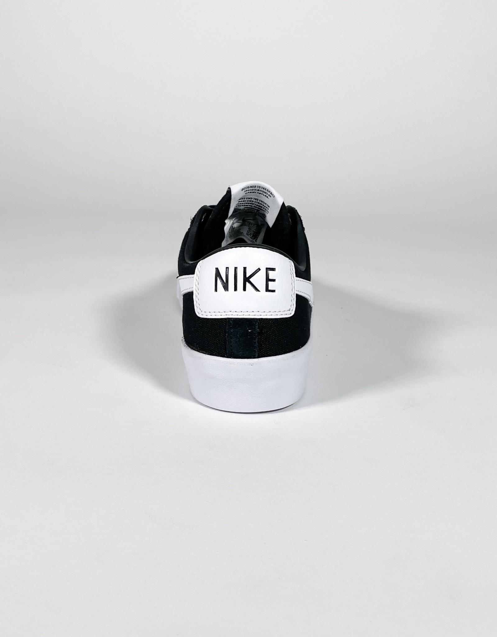 NIKE NIKE SB ZOOM BLAZER LOW GT - BLACK / WHITE BLACK