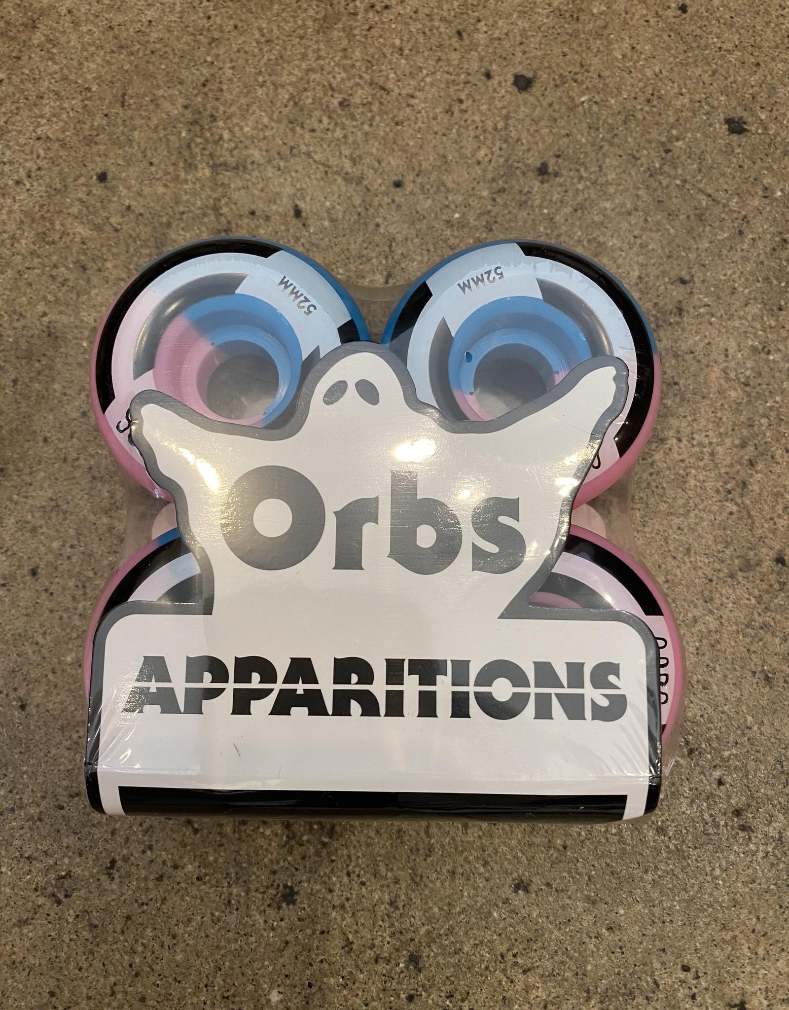 ORBS ORBS APPARITIONS SPLITS WHEEL - 52MM