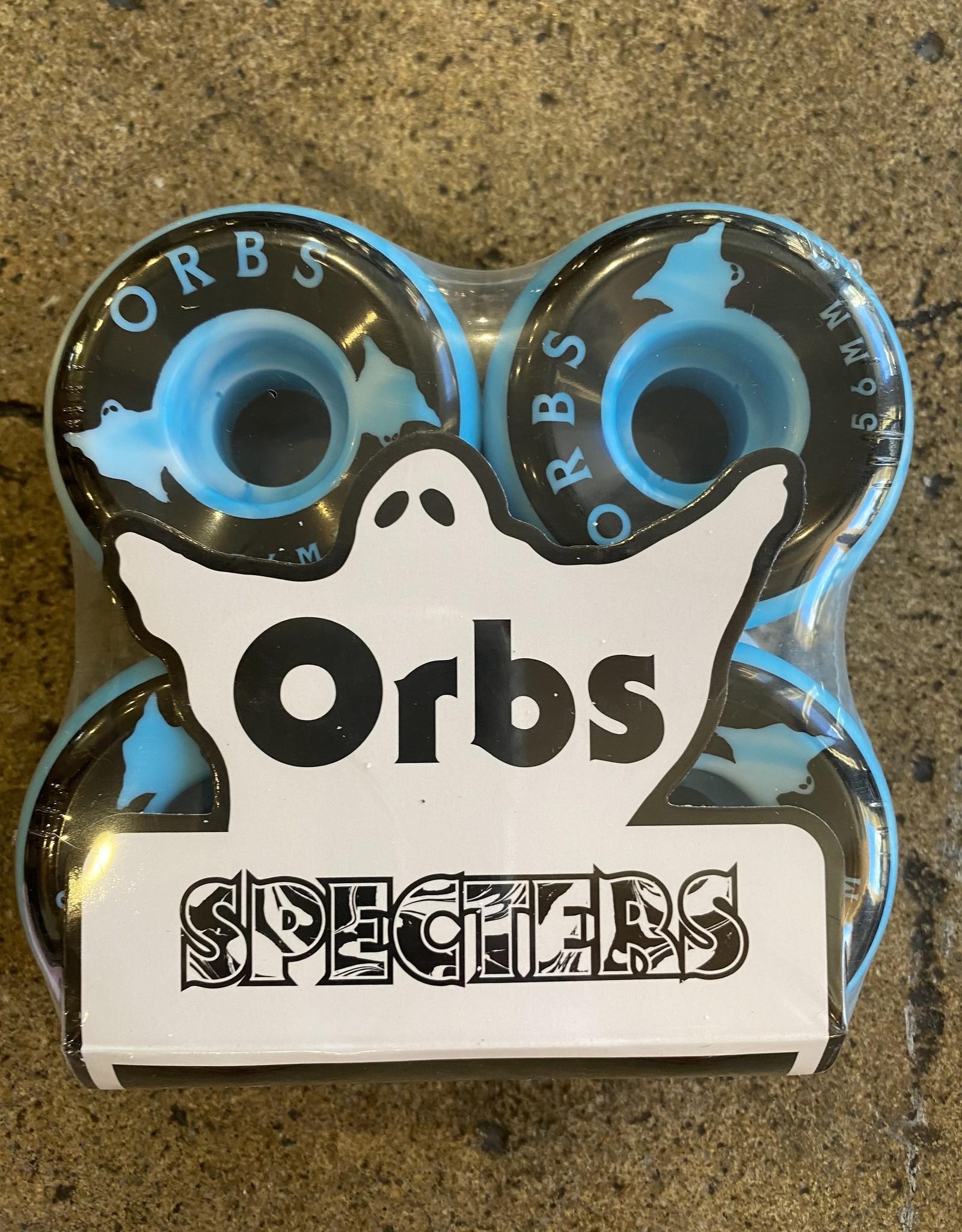 ORBS ORBS SPECTERS BLUE WHEEL 99A - 56MM
