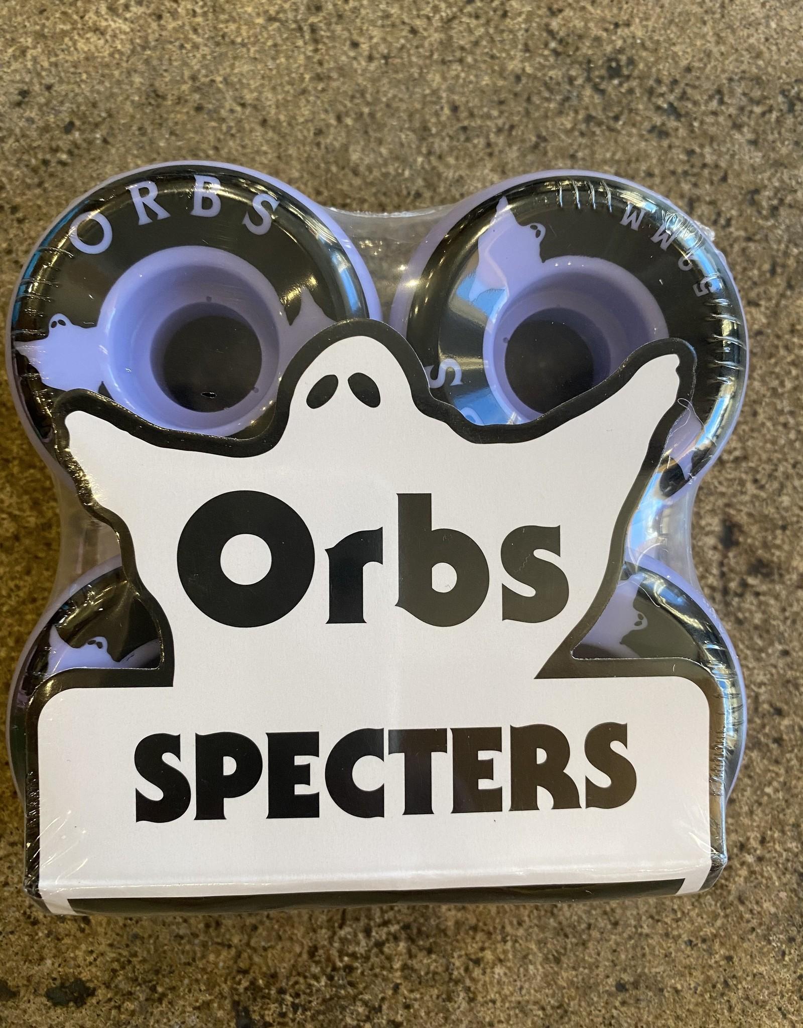 ORBS ORBS SPECTERS PURPLE WHEEL 99A - 52MM
