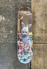BUSINESS AND COMPANY BUSINESS AND COMPANY MARC JOHNSON BUNNY MASH UP DECK - (ALL SIZES) (ASSORTED WOOD STAIN)