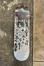 BUSINESS AND COMPANY BUSINESS AND COMPANY BLACK CHURCH 2 DECK - (ALL SIZES) (ASSORTED WOOD STAIN)