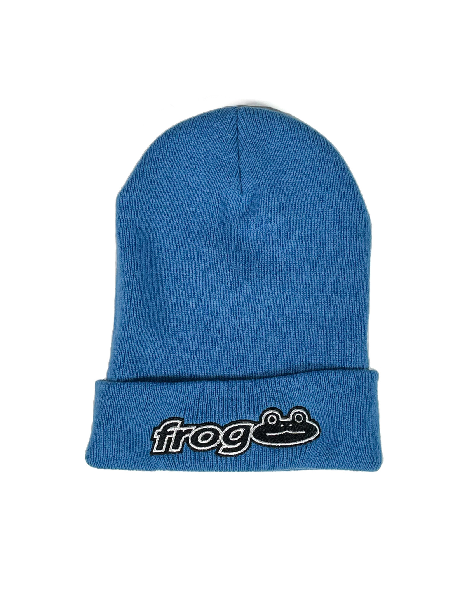 FROG FROG WORKS! BEANIE - CAR BLUE