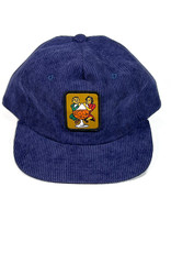 PASSPORT PASS-PORT WITH A FRIEND 5 PANNEL HAT - NAVY