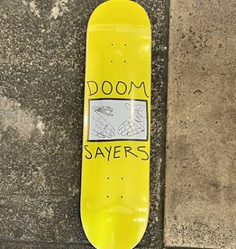 DOOM SAYERS DOOM SAYERS SNAKE SHAKE DECK - 8.00 (ASSORTED WOOD  VENEERS)