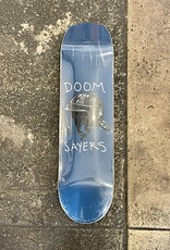 DOOM SAYERS DOOM SAYERS RIOT HELMET DECK - (ALL SIZES) (BLUE)