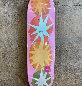 UMA LANDSLEDS UMA STARHEAD BUDDIES SHAPED DECK - 8.9
