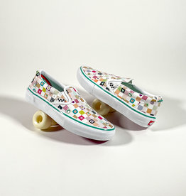 VANS VANS SLIP ON LTD - (FROG) WHITE / WHITE