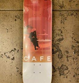 "SKATEBOARD CAFE SKATEBOARD CAFE  ""UNEXPECTED"" PINK DECK - 8.25"