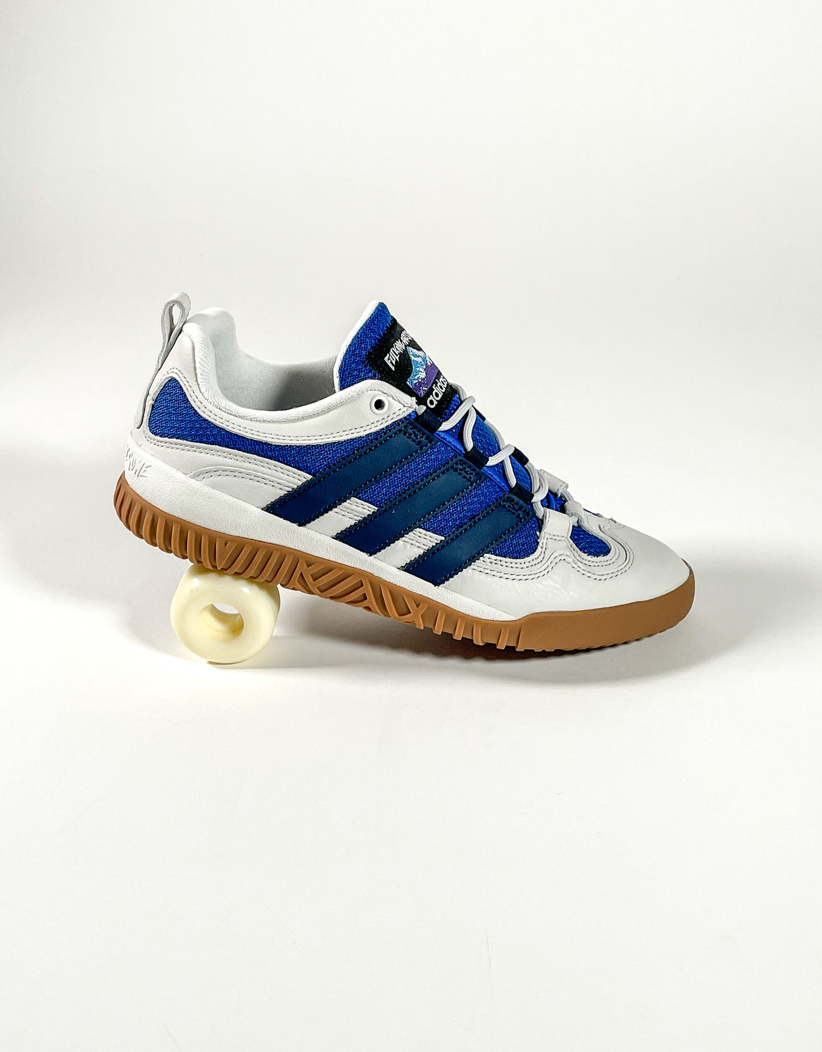 ADIDAS ADIDAS FA EXPERIMENT 1 - WHITE/NAVY/ROYAL