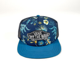 VANS VANS CLASSIC PATCH PLUS TRUCKER HAT - TRU CALIFAS