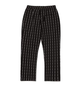 HUF FUCK IT CORE EASY PANT - BLACK