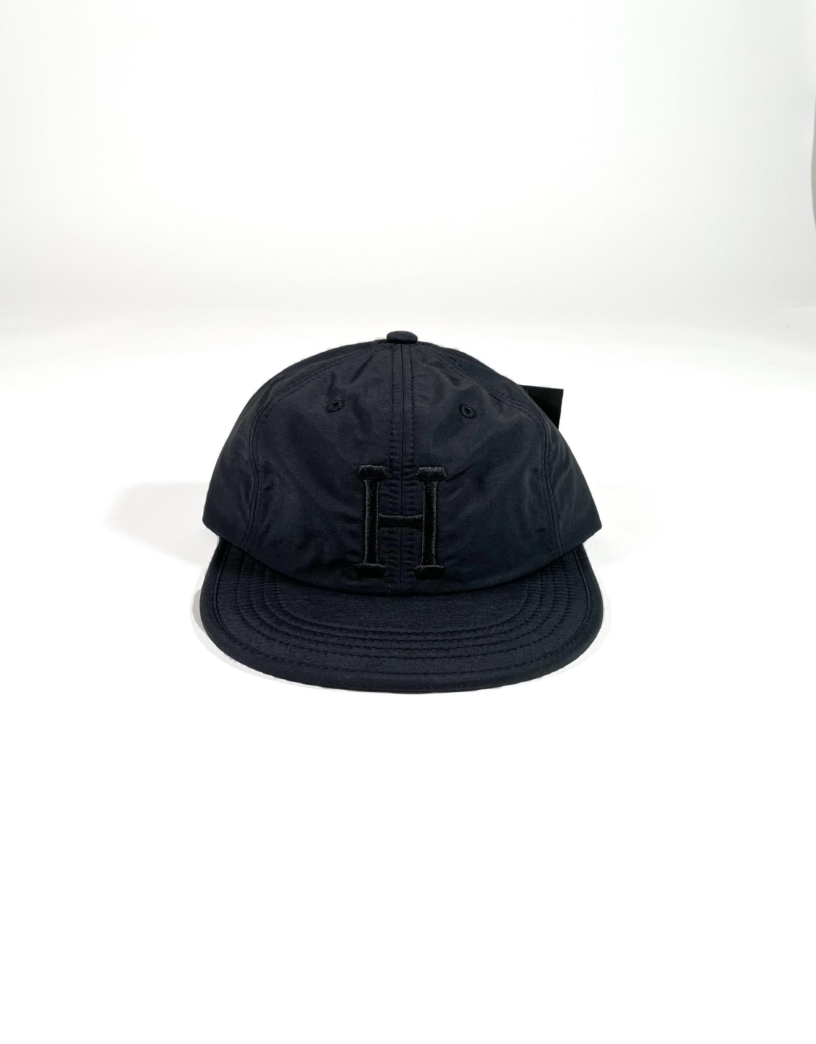 HUF FORMLESS CLASSIC H 6 PANEL - BLACK