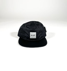 HUF HEXAGON VOLLEY - BLACK