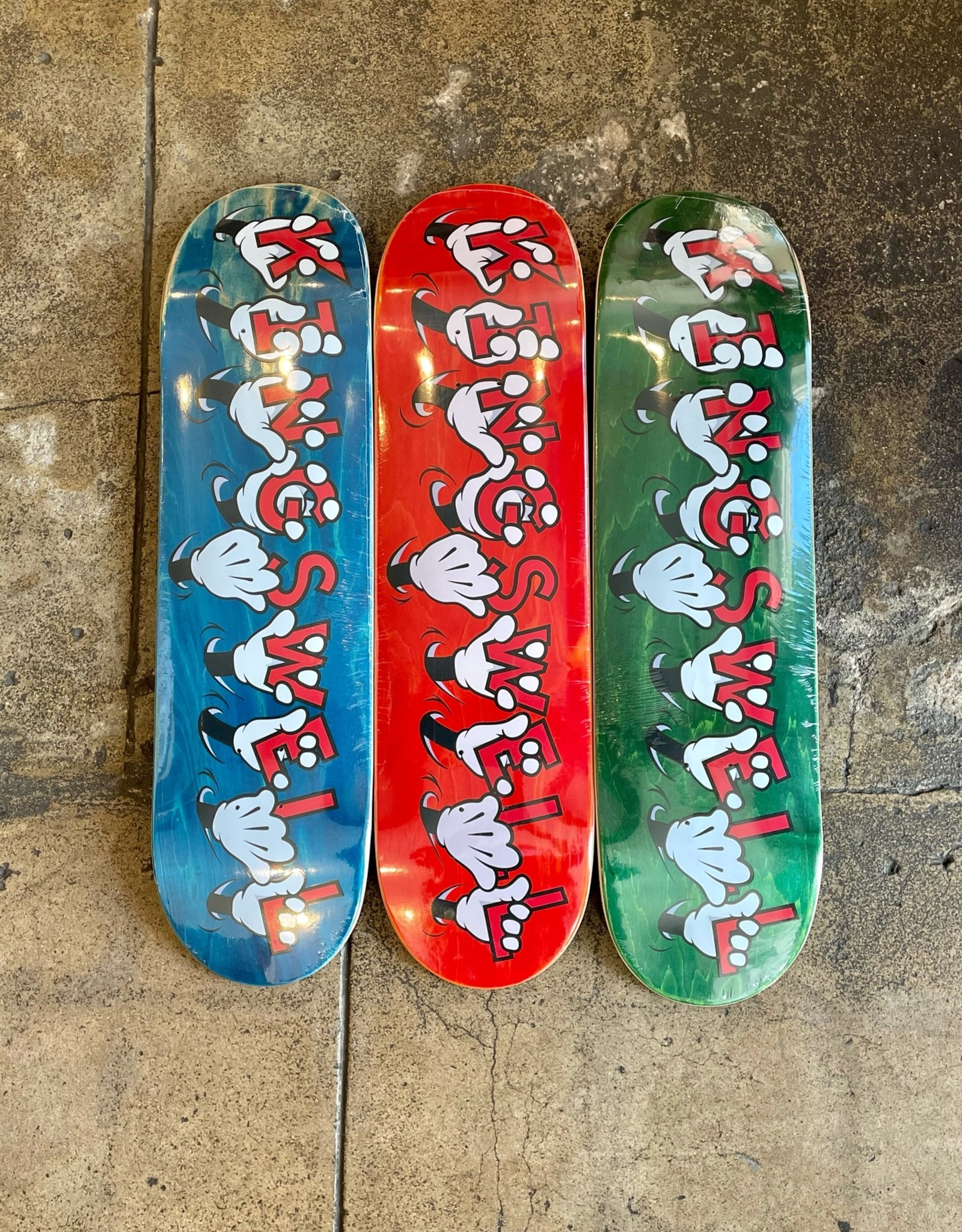 KINGSWELL KINGSWELL MOUSE HANDS DECK - (ALL SIZES)