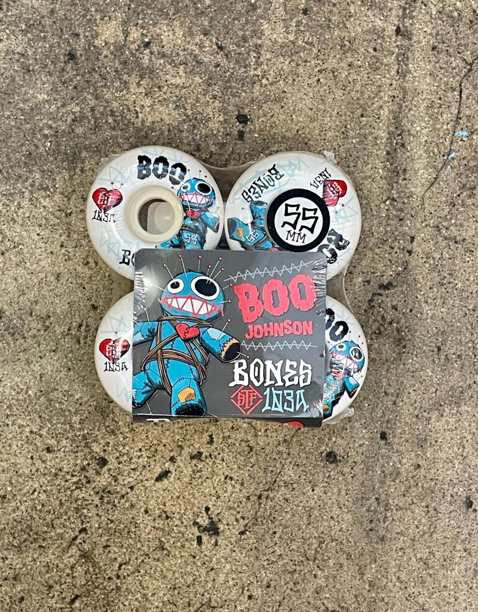 BONES BOO VOODOO V4 WIDE BONES STF 103A - 55MM