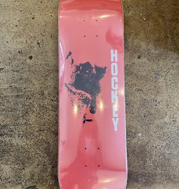 HOCKEY CHAOS DECK RED - 8.75