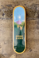 SKATE MENTAL DRINK AND HIKE DECK - 8.38