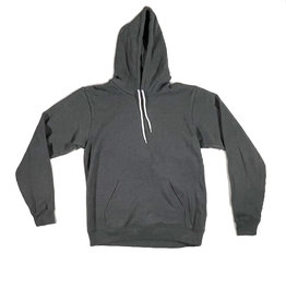 KINGSWELL KINGSWELL ORIGINALS HOODIE - CHARCOAL BLACK