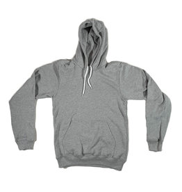 KINGSWELL KINGSWELL ORIGINALS HOODIE - HEATHER GREY