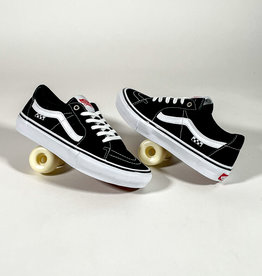 VANS VANS SKATE SK8-LOW BLACK/WHITE