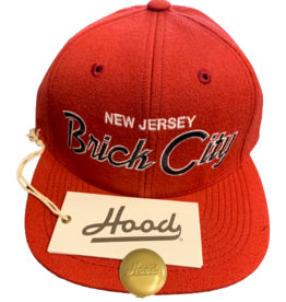 NJ SKATESHOP NJ SKATESHOP BRICK CITY HOOD HAT - CHIMNEY