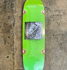 POLAR SHIN SANBONGI FREEDOM DECK LIME WW  SURF - 9.0