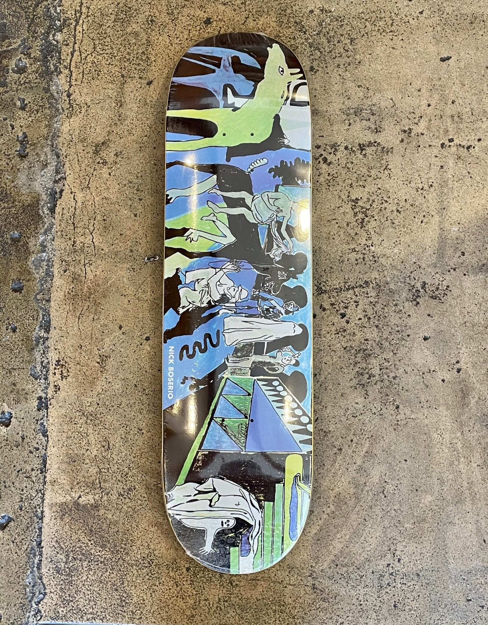POLAR NICK BOSERIO THE RIDERS DECK - 8.625