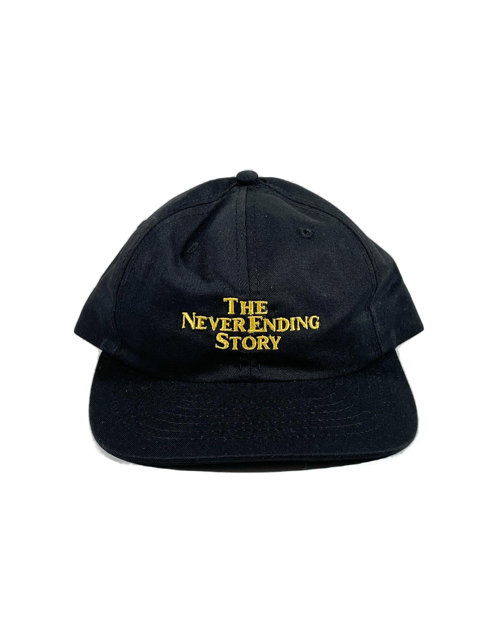 ALLTIMERS NEVER ENDING STORY HAT - BLACK