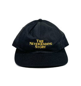 ALLTIMERS NEVER ENDING STORY HAT - BLACK