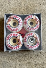 SPITFIRE F4 99 BRADLEY B4 MIDNIGHT CLASSICS - 52MM