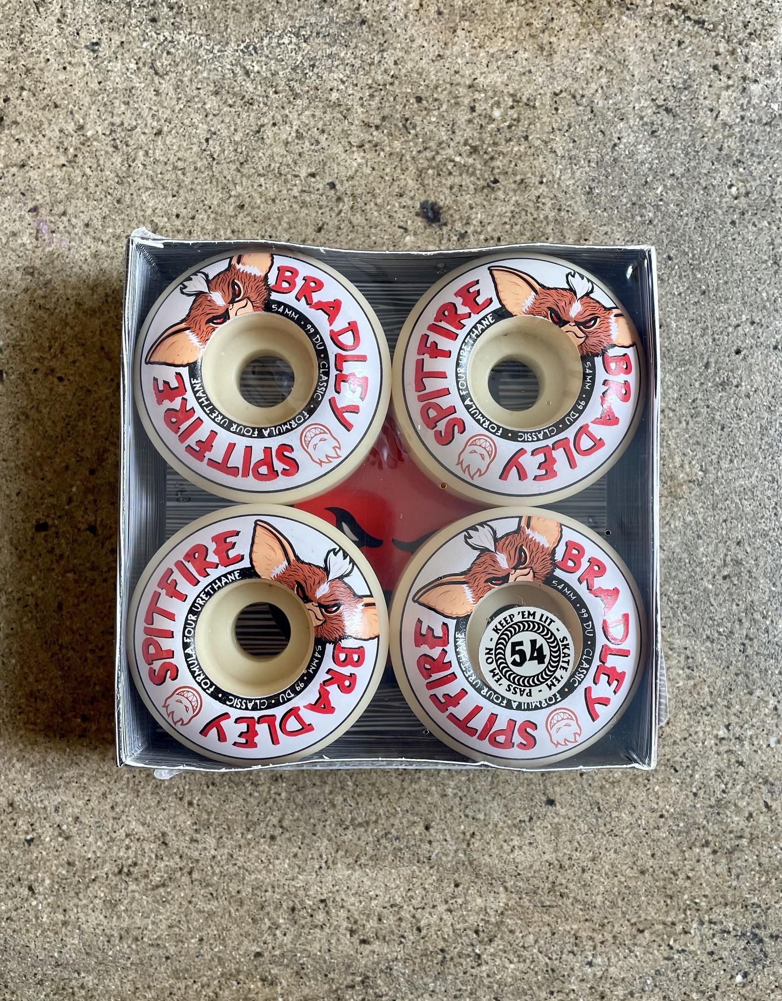 SPITFIRE F4 99 BRADLEY B4 MIDNIGHT CLASSICS - 54MM