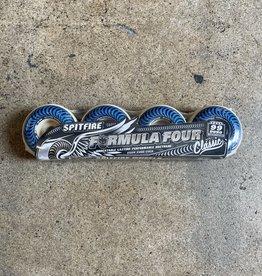 SPITFIRE F4 99 CLASSIC (BLUE) - 56MM