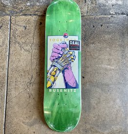 REAL SKATEBOARDS REAL BUSENITZ TOGETHER DECK - 8.25