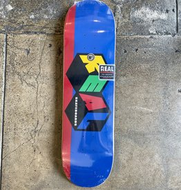 REAL SKATEBOARDS REAL CITY BLOCKS DECK - 8.5