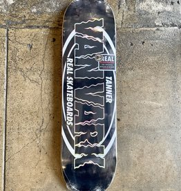 REAL SKATEBOARDS REAL TANNER PRO OVAL DECK - 8.38