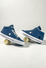 CONVERSE CONVERSE CONS ONE STAR PRO MID NAVY/WHITE/BLACK