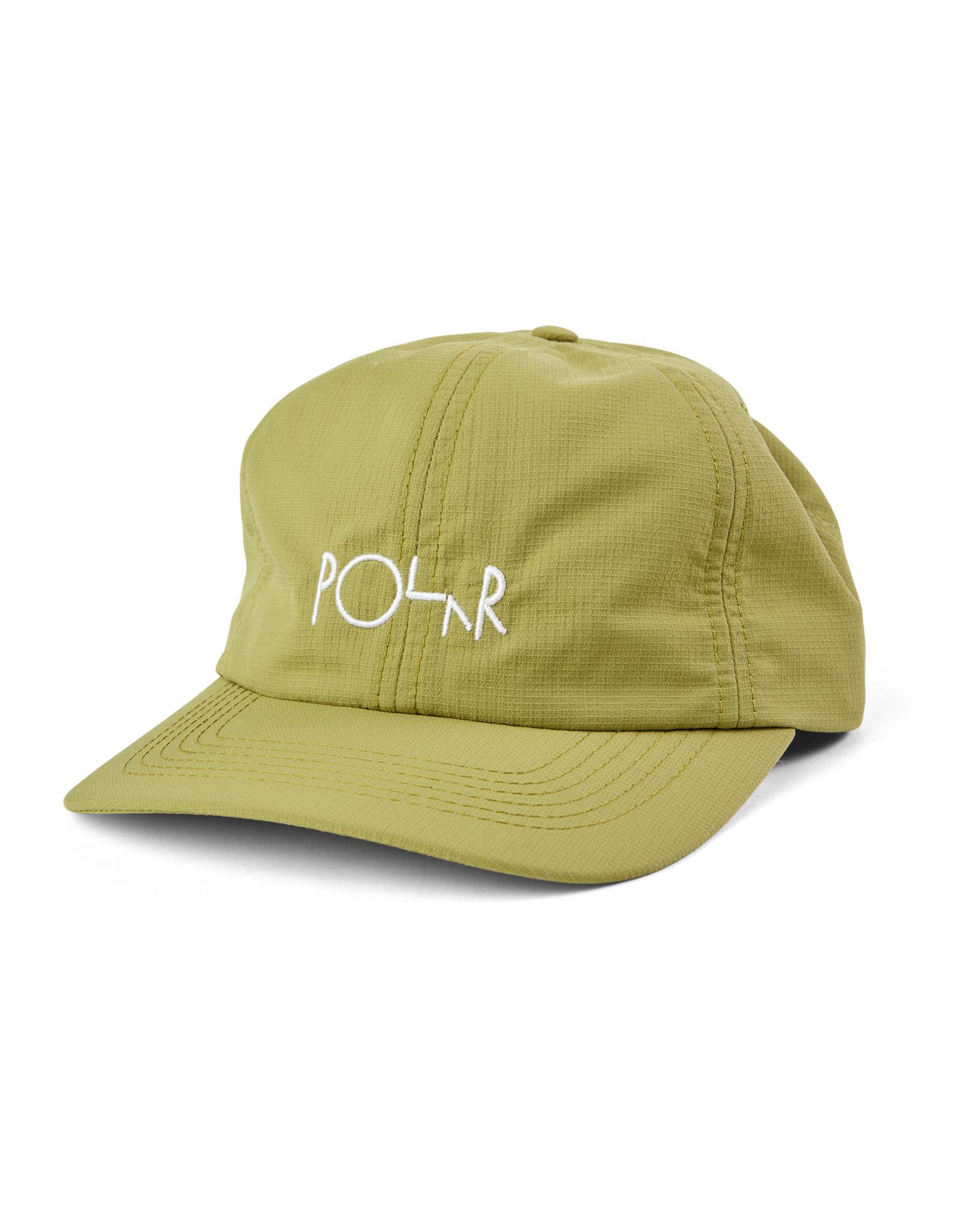 POLAR LIGHTWEIGHT CAP - LENTIL GREEN