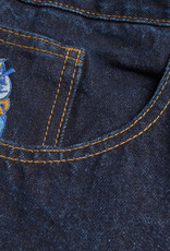 POLAR '93 DENIM - DEEP BLUE