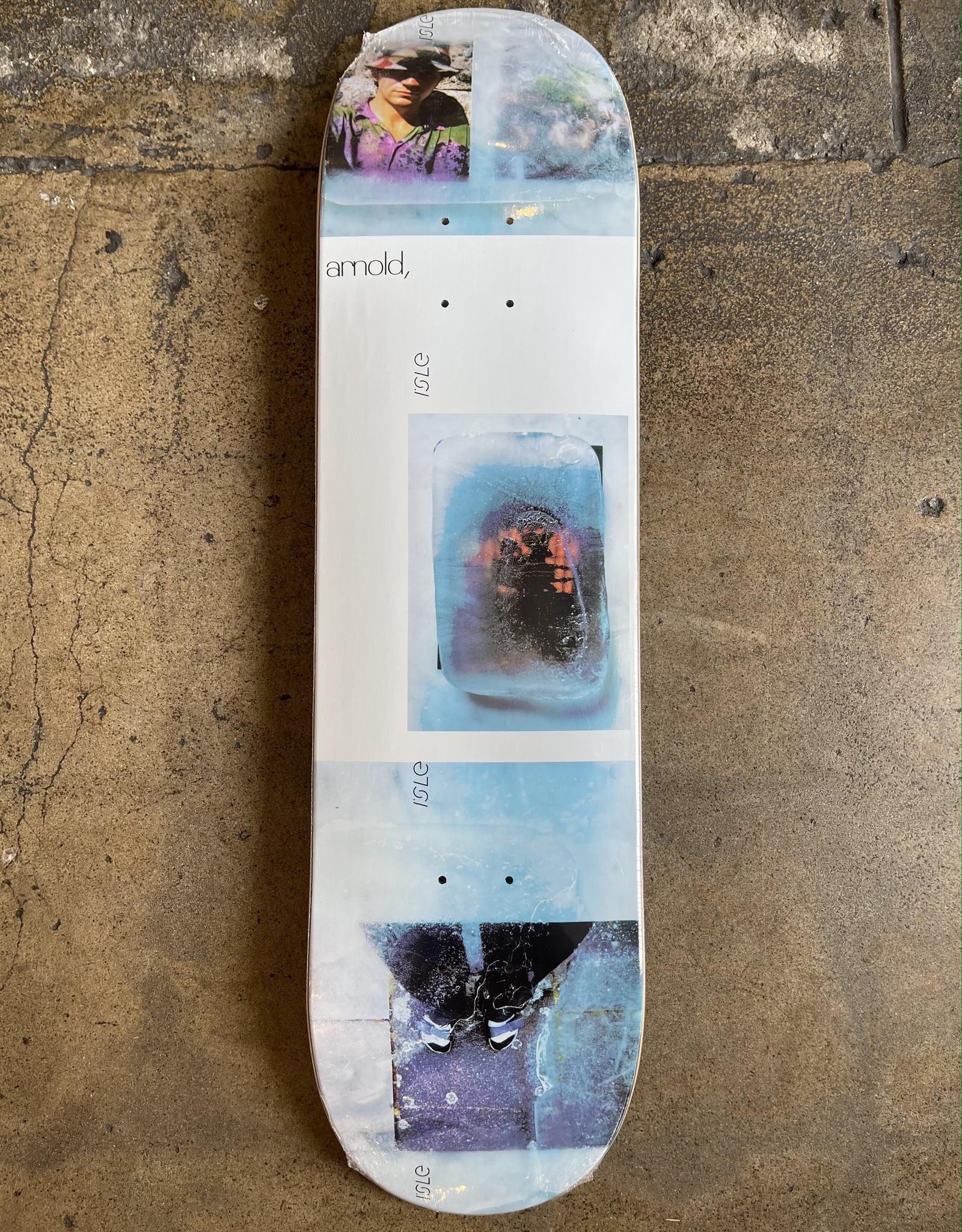 ISLE SKATEBOARDS ISLE FREEZE SERIES DECK (MIKE ARNOLD) - 8.25