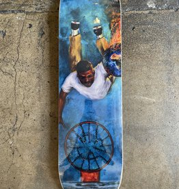 QUASI SKATEBOARDS QUASI JUSTIN HENRY GAME DECK - 8.375 - SLICK