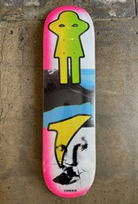 QUASI SKATEBOARDS QUASI CRY DECK - 8.25