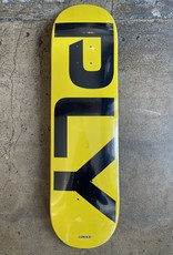 QUASI SKATEBOARDS QUASI PLY DECK - 8.375 - YELLOW