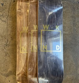 WKND GOLD LOGO DECK