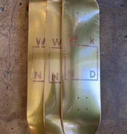 WKND GOLD PLATED DECK