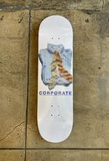 CORPORATE SKATEBOARDS CORPORATE WATER COLOR DECK