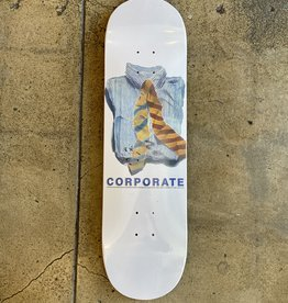 CORPORATE SKATEBOARDS CORPORATE WATER COLOR DECK